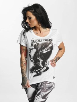 Yakuza T-Shirt All Thats Left Limid weiß