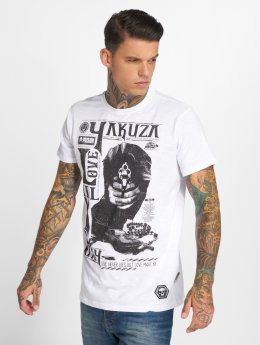 Yakuza T-Shirt Love Kill Pray weiß