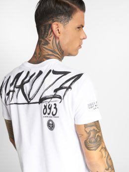 Yakuza T-Shirt Daily Use weiß