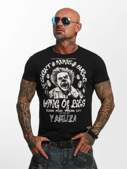 Yakuza T-shirts King Of Lies sort