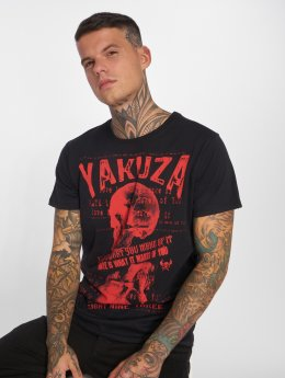Yakuza T-shirts Love Hate sort