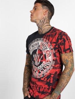 Yakuza T-skjorter Club svart