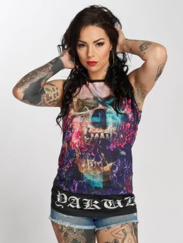 Yakuza Tank Tops Flowers Of Death kirjava