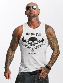 Yakuza Tank Tops One Love weiß