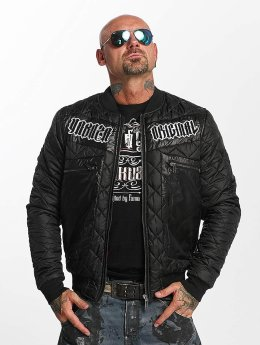 Yakuza Veste mi-saison légère Authentic Diamond noir