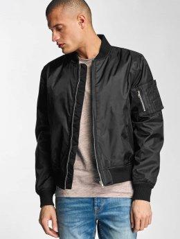 Yezz Куртка-бомбардир Rock  черный