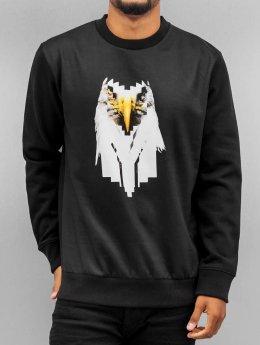 Yezz Пуловер Sea Eagle черный