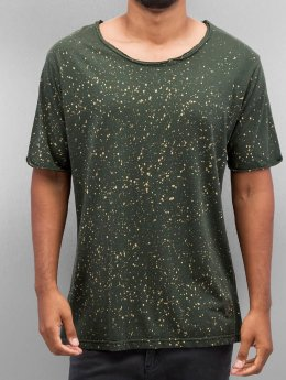 Yezz Футболка Dots оливковый