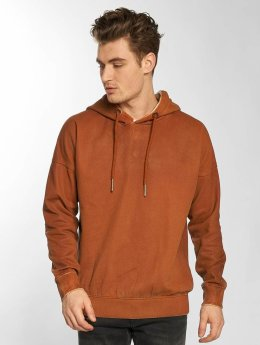 Yezz Hoodies Washington Diesel  brun