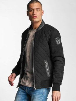 Yezz Lightweight Jacket Velour Step black