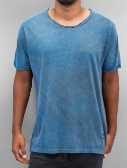 Yezz T-Shirt Marble blau