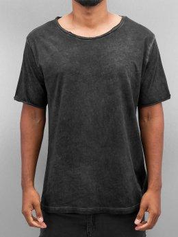 Yezz T-Shirt Washed grau