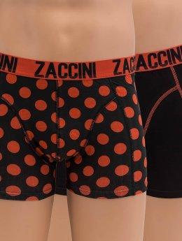 Zaccini  Shorts boxeros Royal Dots naranja