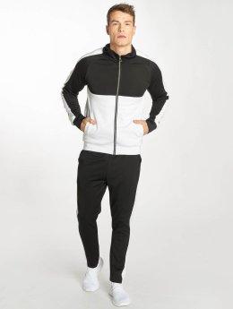 Zayne Paris Anzug Two-Tone schwarz