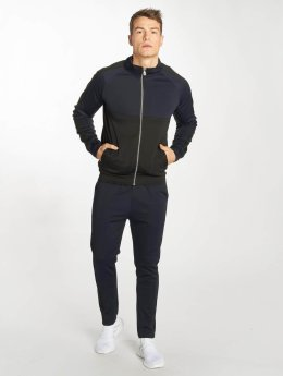 Zayne Paris Collegepuvut Two-Tone sininen