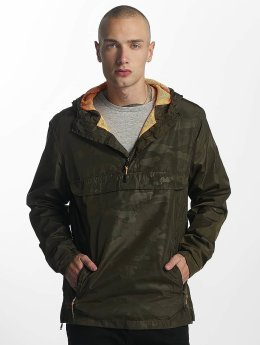 Zayne Paris Lightweight Jacket Orlèans camouflage