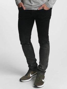 Zayne Paris Slim Fit Jeans Classic svart