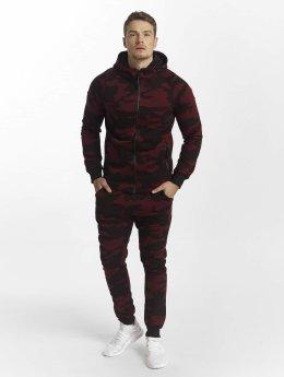 Zayne Paris Suits Marseille red