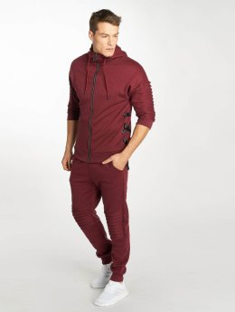 Zayne Paris Trainingspak Tape rood