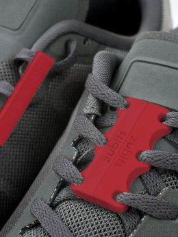 Zubits шнурки Magnetic красный