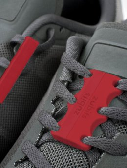 Zubits Laccio dascarpe Magnetic rosso