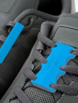 Zubits Snørebånd Magnetic blå