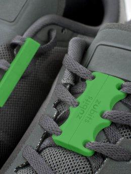 Zubits Snørebånd Magnetic grøn