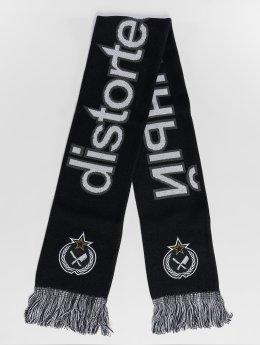 Distorted People Halstørklæder/Tørklæder Russia sort