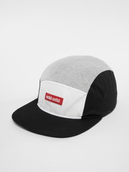 Ecko Unltd. 5 Panel Caps Far Rockaway zwart