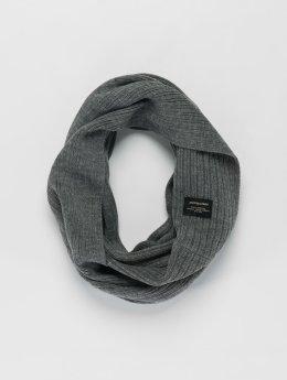 Jack & Jones Шарф / платок jacTube серый