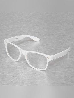 Miami Vision Lunettes de soleil Vision blanc