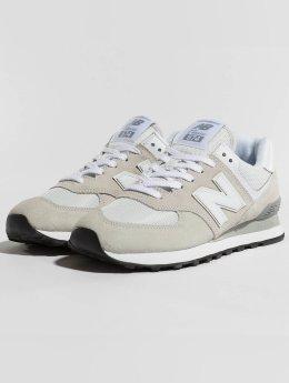 New Balance Sneaker WL574 B EW grau