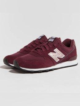 New Balance Sneaker 996 rot