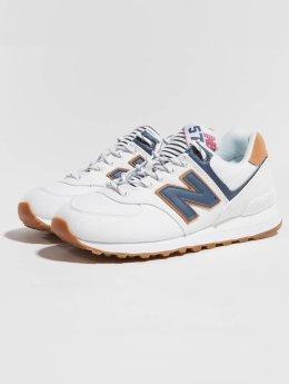 New Balance sneaker WL574 B SYE wit
