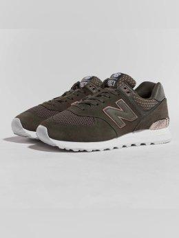 New Balance Sneakers WL574FSD green
