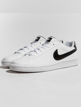 Nike Baskets Court Majestic Leather blanc