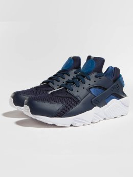 Nike Baskets Air Huarache bleu
