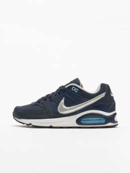 Nike Baskets Air Max Command bleu