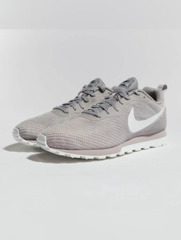 Nike Baskets MD Runner II ENG Mesh gris