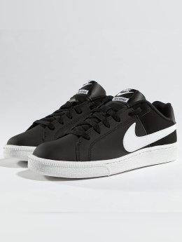 Nike Baskets Court Royale noir