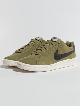 Nike Baskets Court Royale Suede olive