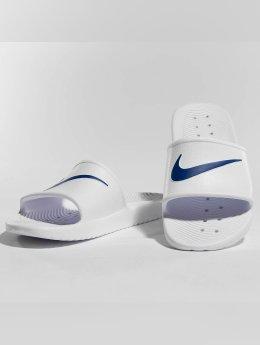 Nike Claquettes & Sandales Kawa Shower Slide blanc