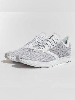 Nike Performance Сникеры Zoom Strike белый