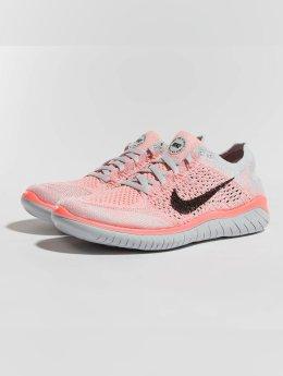 Nike Performance Сникеры RN Flyknit 2018 серый