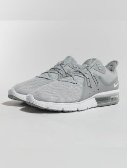 Nike Performance Baskets Air Max Sequent 3 gris
