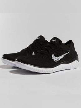 Nike Performance Baskets Free RN Flyknit 2018 noir