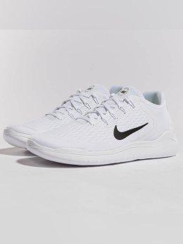 Nike Performance Sneaker Free RN 2018 bianco