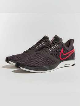 Nike Performance Sneaker Zoom Strike grau