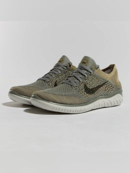 Nike Performance Sneakers Free RN Flyknit 2018 oliven