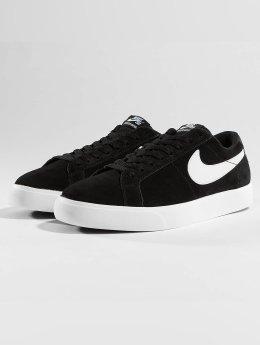 Nike SB Baskets SB Blazer Vapor Skateboarding noir